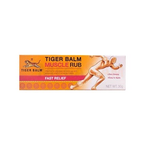 Бальзам тигровый Tiger Balm Muscle Rub для спорта (30г)