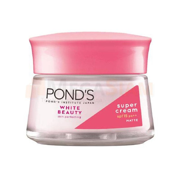 Дневной крем для лица Ponds White Beauty сияющая белизна (50мл) - фото 2